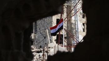 Brutális vérengzést okozott Szíriában a légierő
