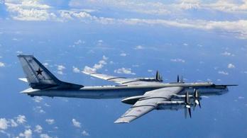 Orosz katonai repülők négy alkalommal is megsértették a dél-koreai légteret