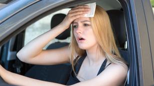 Így előzd meg, hogy felforrjon az agyad az autóban
