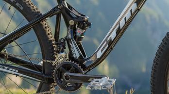 A biciklik svájci bicskája