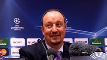 Benitez: nagy volt a debreceni nyomás