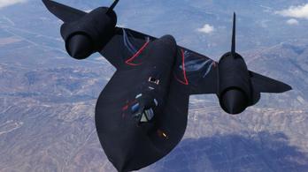 25 kilométer magasan szétesett alatta a világ leggyorsabb repülőgépe