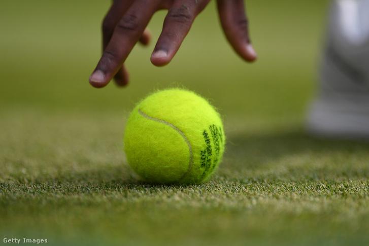 Az a szép puha fű Wimbledonban