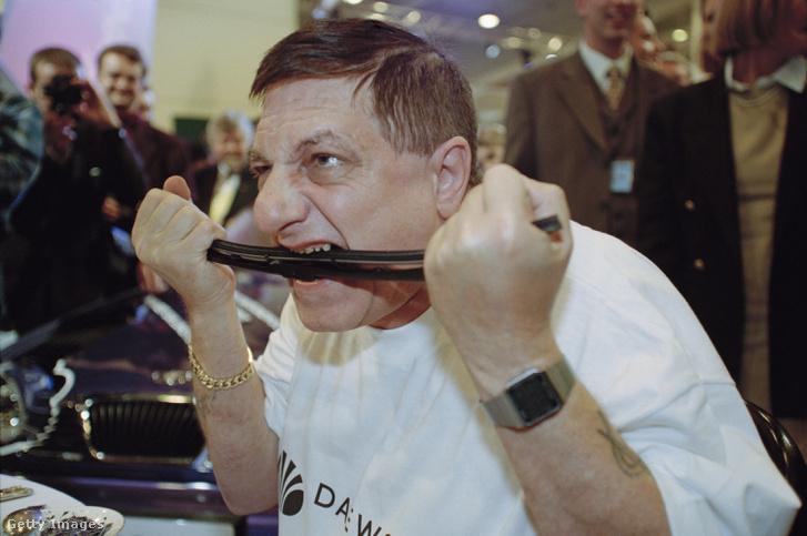 Monsieur Mangetout 1997-ben