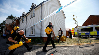 Megtalálta a brit rendőrség a novicsok forrását