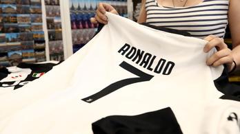 C. Ronaldo külön kérte, hogy ne nagy csinnadrattával mutassák be