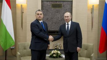 Orbán vasárnap megbeszélést folytat Putyinnal Moszkvában