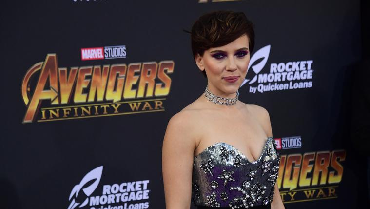 Scarlett Johansson kiszáll a problémás filmjéből