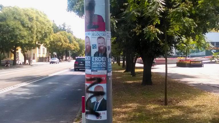 Névrokonokkal is küzd az ellenzék Miskolcon