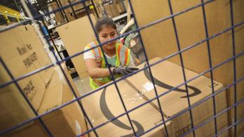 Pár hónap múlva az Amazoné lesz az amerikai e-kereskedelem fele