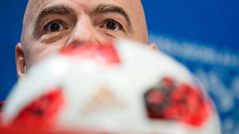 Már 2022-ben 48 csapatosra bővítené a vb-t a FIFA