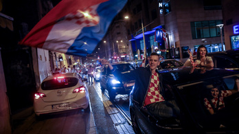 Horvátországban még a miséket is elhalasztják a vb-döntő miatt