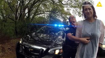 Pénzfeldobással döntötték el egy gyorshajtó sorsát a georgiai rendőrök