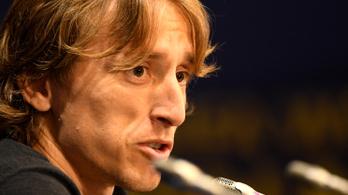 Modric: A háború edzett minket ilyen keménnyé
