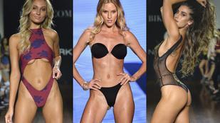 Miami bikinidivatja túllépett a strandolás által támasztott korlátokon