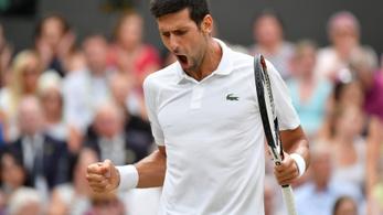 Djokovics hatalmas meccsen legyőzte Nadalt, két év után újra Grand Slam-döntős