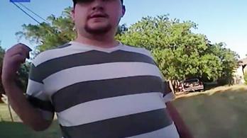 Lesokkolták a rendőrök a részegnek hitt fiatalt, pedig csak autista