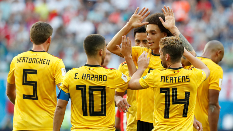 Belgium a futball-vb bronzérmese, 2-0-ra verte Angliát