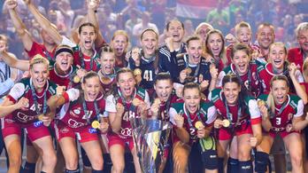 Világbajnok az U20-as női kéziválogatott
