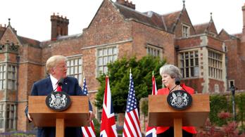 Trump brutálisan kiélezte volna az EU és London viszonyát