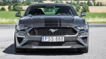 Ford Mustang GT - 2018.