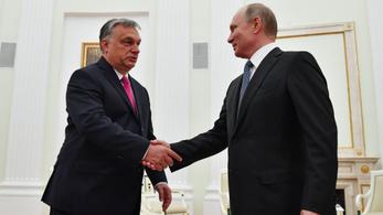 Orbán Viktor Csányi Sándorral együtt látogatta meg Putyint a vb-döntő előtt