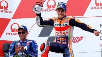 Márquez megállíthatatlan, 2010 óta csak ő nyert Németországban