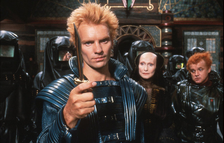 Sting az 1984-es Dűnében