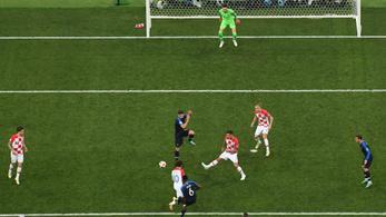 Pogba minden zsenije megvillant a vb-döntős góljában