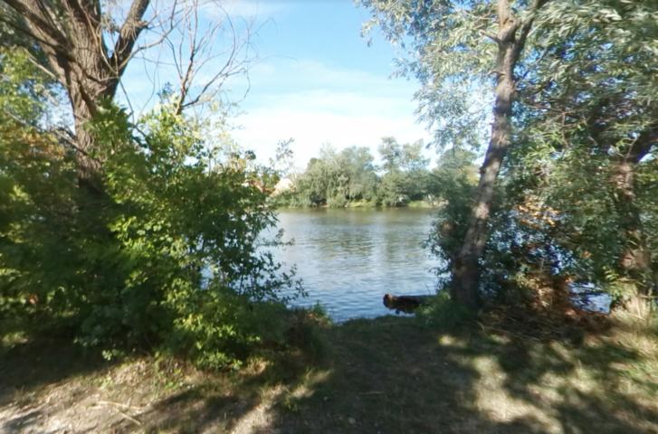 A csepeli Duna-part