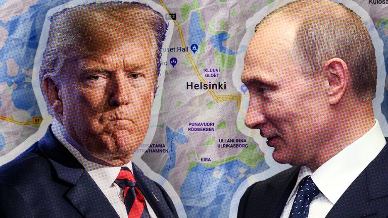 Utazásának oka? Donald Trump és Vlagyimir Putyin