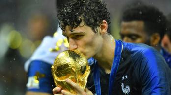 Még sohasem kapott ki a francia válogatottban
