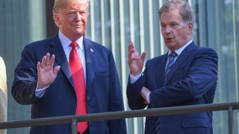 Trump az USA-t okolta a rossz viszonyért