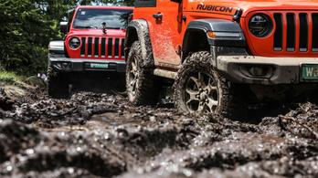 Menetpróba: Jeep Wrangler – 2018.