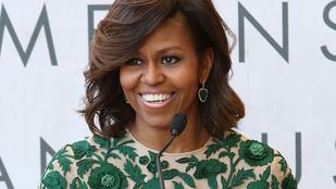 A nap videója: Michelle Obama jó nagyot bulizott Beyoncé koncertjén