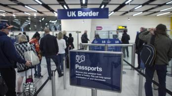 Ötéves mélyponton az EU-s bevándorlás Nagy-Britanniában