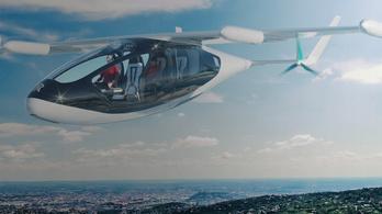 Hibrid légitaxit mutatott be a Rolls-Royce