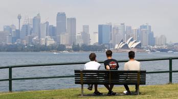 Szmogba fullad Sydney, Melbourne és Brisbane