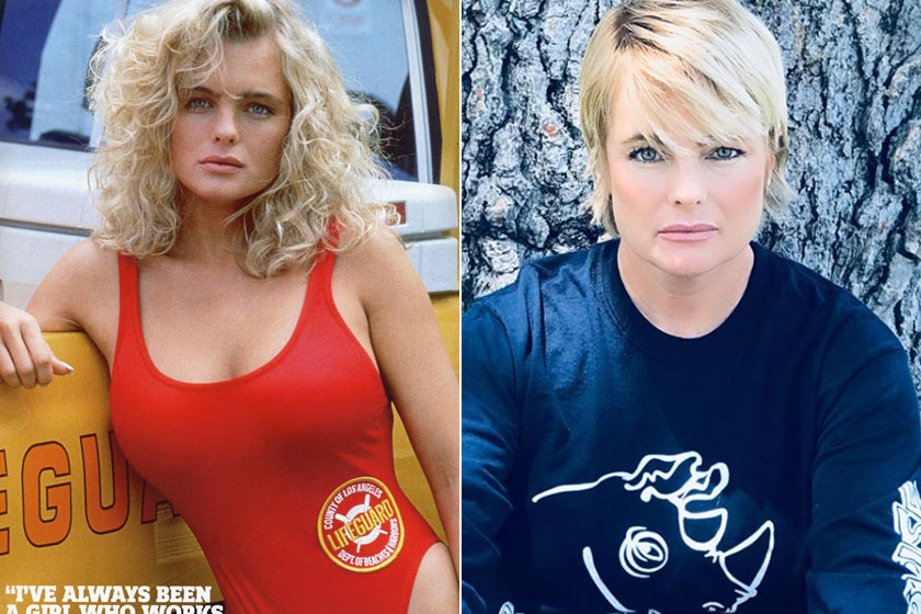1989 és 1992 között Erika Eleniak volt Shauni McClain - a színésznőre ma már rá sem lehet ismerni.