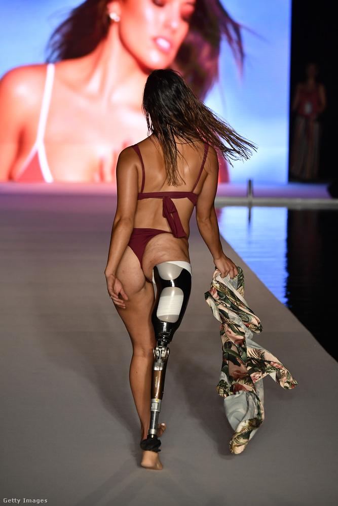 Ez továbbra is a Paraiso/Sports Illustrated műsora, ahol mindezeken felül olyan modell is volt, aki lábprotézist viselt.