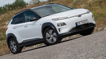 Menetpróba: Hyundai Kona Electric – 2018.