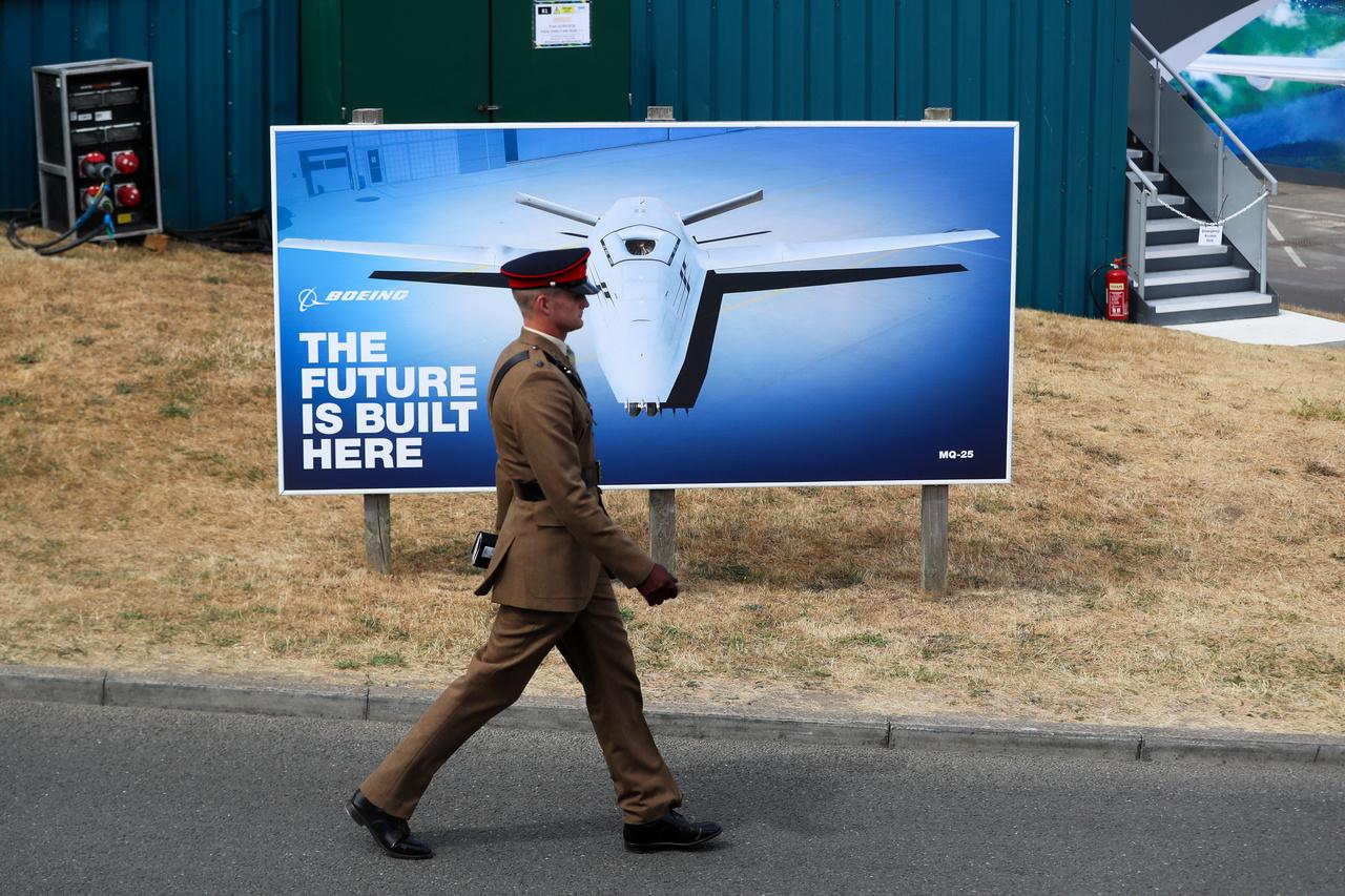 A pilóta nélküli repülés a jövő a Boeing szerint.