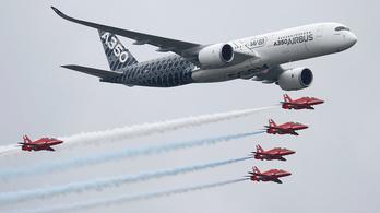 Az Airbus A350-eseket 149 óránként újra kell indítani szoftverhiba miatt