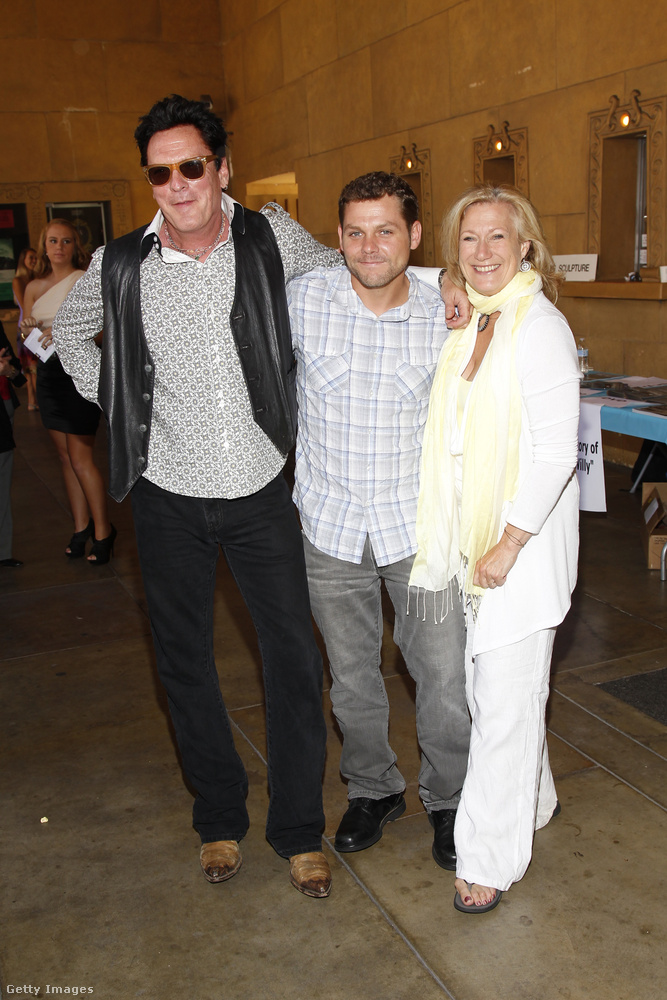 Azaz Jason James Richter, Jayne Atkinson és Michael Madsen.