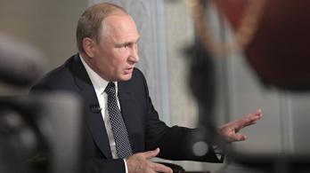 Putyin: Rendkívül negatívan reagálnánk, ha a NATO felvenné Grúziát