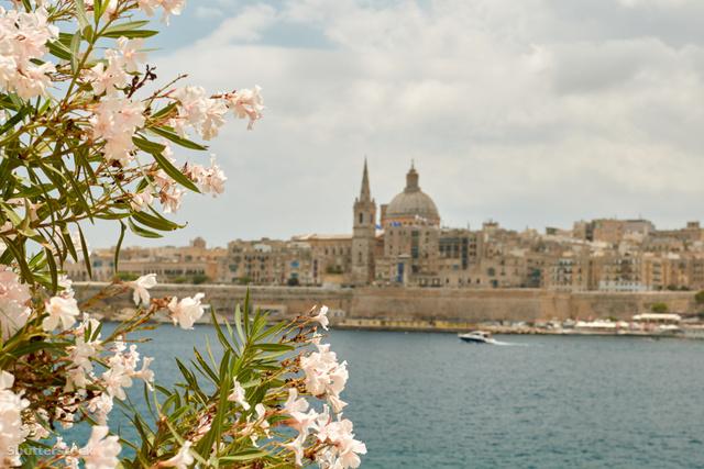 Valletta, Málta fővárosa 2018-ban nyerte el a Európa kulturális fővárosának címét.