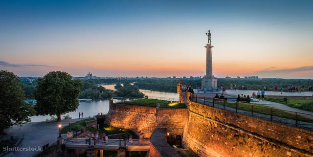 Szerbiával együtt Belgrád is fejlődik.