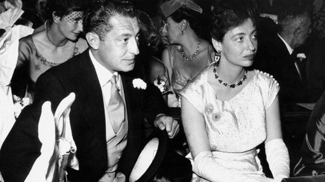 Clara Agnelli férjei és házasságai