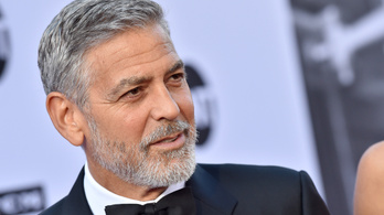 Soha színész annyit még nem keresett, mint George Clooney