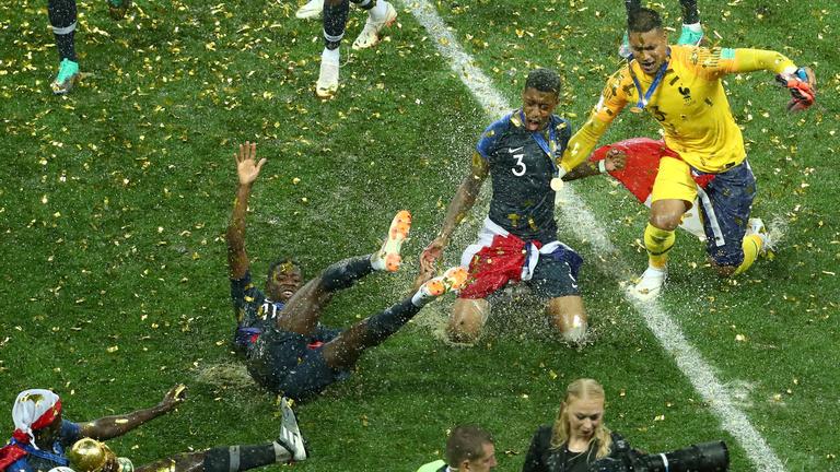 Ha focit fotózol, két dolgot kell elkapni: a gólokat és az érzelmeket